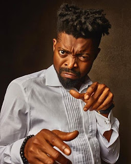 Happy Birthday Comedian Basketmouth