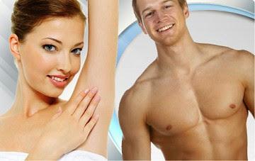 o que é depilação
