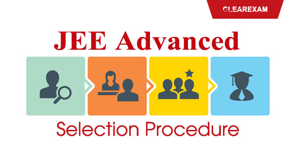 JEE Advanced Selection Procedure