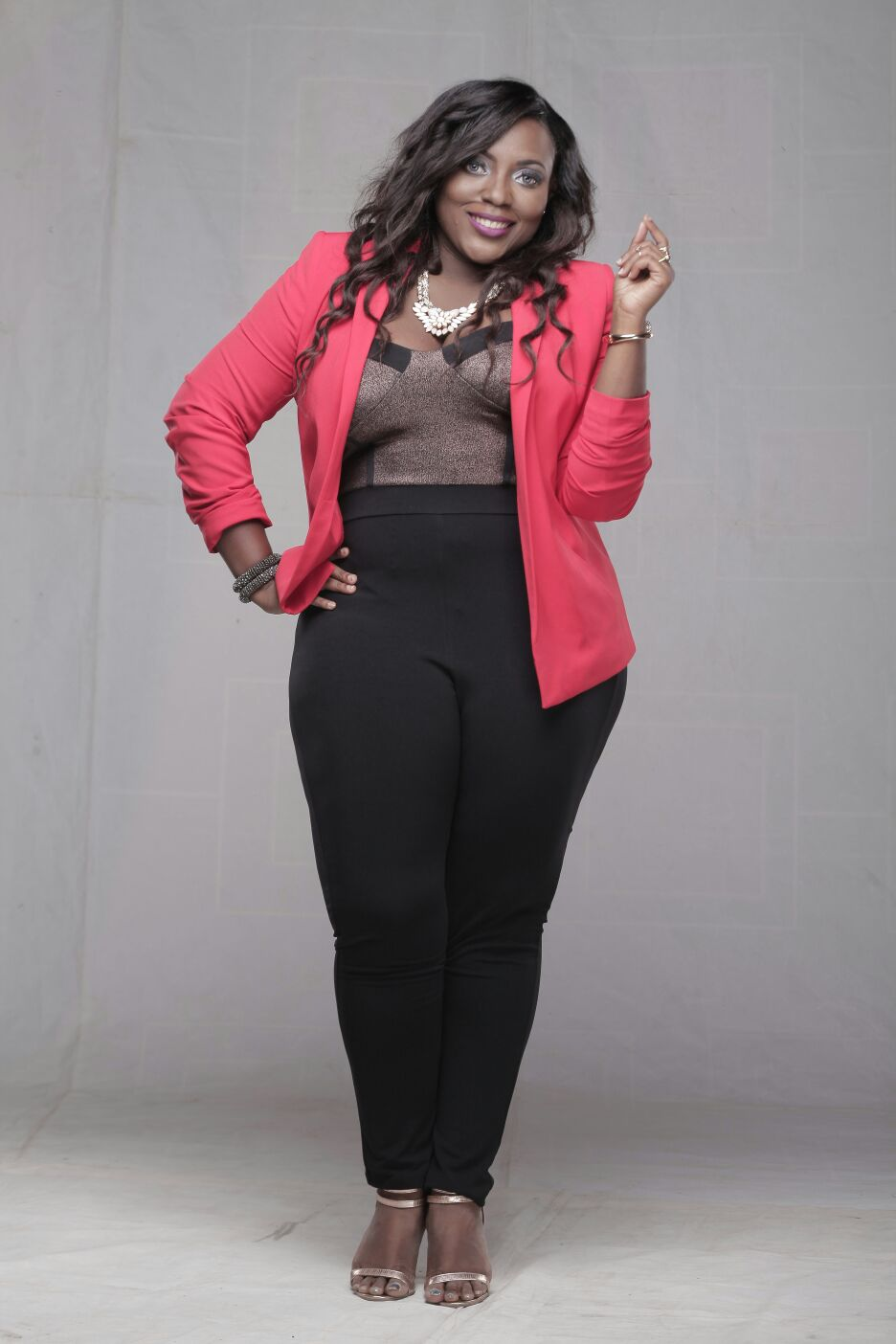 I would never spend the night at my boyfriend's place – AJ Sarpong