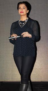 Aishwarya Rai Looks Gorgeous In Long Boots