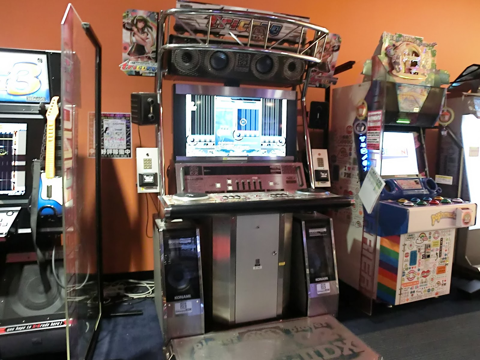 What are some of your favorite looking Arcade cabinets? - NeoGAF
