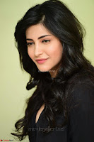 Shruti Haasan Looks Stunning trendy cool in Black relaxed Shirt and Tight Leather Pants ~ .com Exclusive Pics 056.jpg