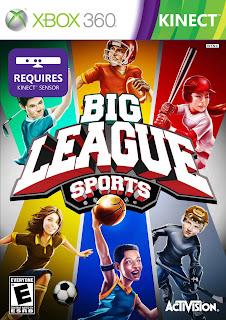 Big League Sports (X-BOX360) 2011