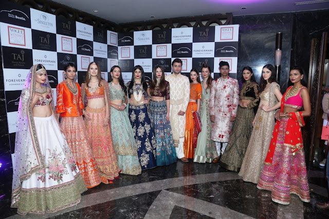 Over 50 of India's topmost wedding experts come together for the fourth edition of Vogue India's annual wedding extravaganza - Vogue Wedding Show