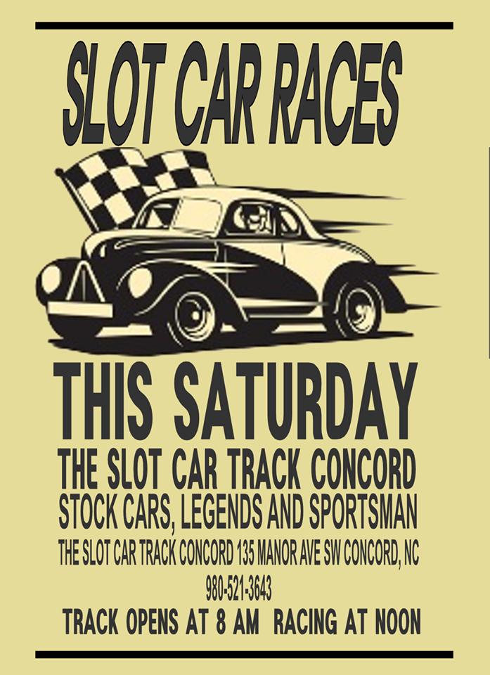 Slot Car Track Pinellas Park