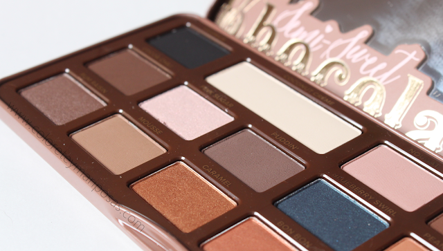SEMI-SWEET CHOCOLATE BAR de TOO FACED