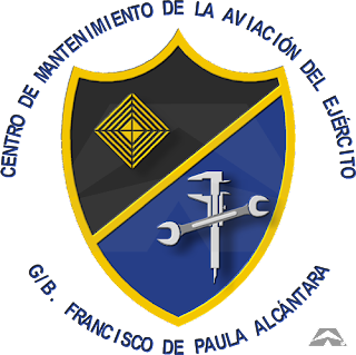 escudo_mantenimiento_aviacion_ejercito_venezuela