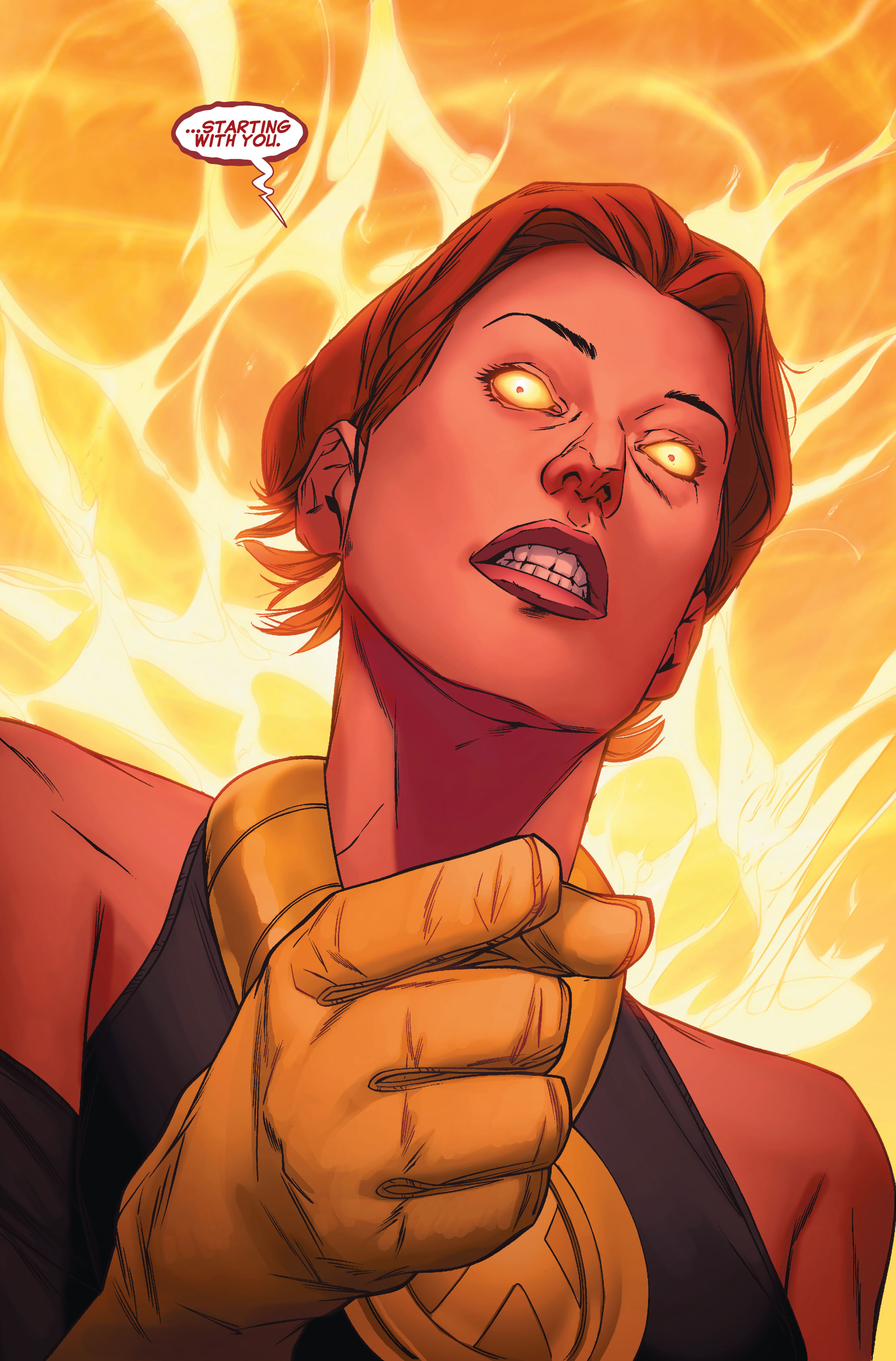 Read online Ultimate X-Men comic -  Issue #70 - 22