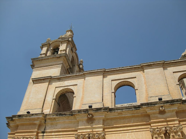 Kathedrale St. Paul in Mdina, Malta