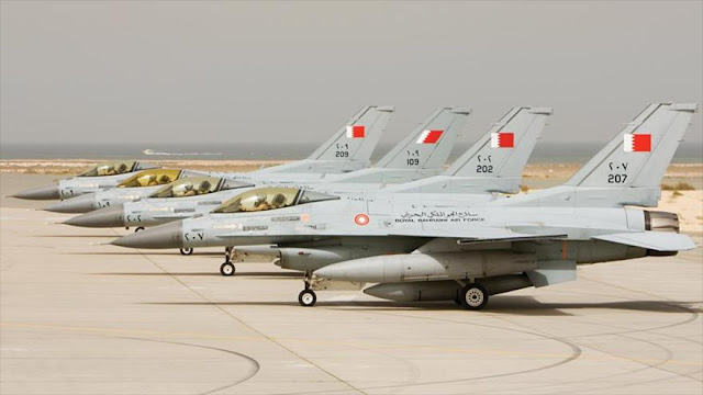 EEUU le vende a Baréin más de 1000 millones de dólares en armas