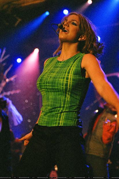 Britney Spears Concert 1999