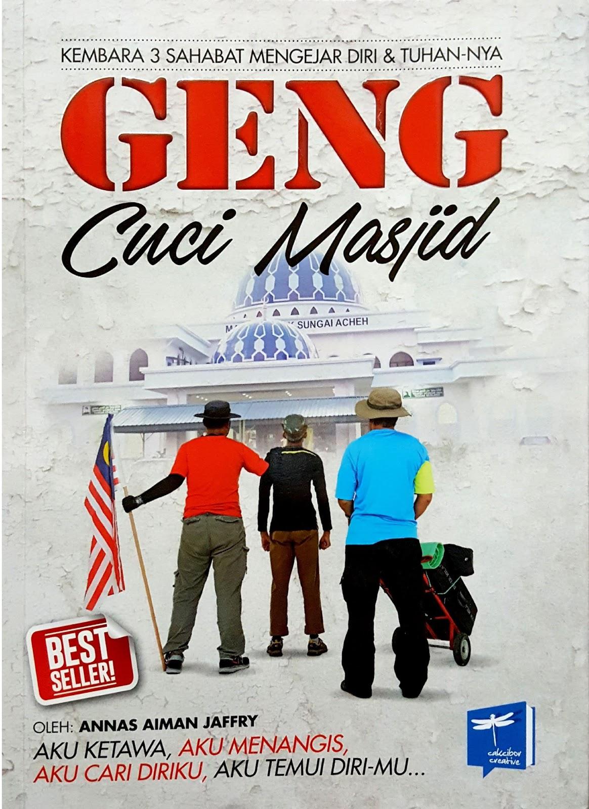 Geng Cuci Masjid (Annas Aiman Jaffry)