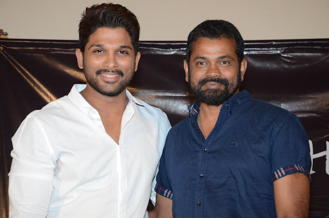 SuKumar's Next , Allu Arjun in SuKumar's Next , Allu Arjun and Sukumar