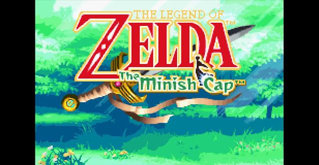The Legend of Zelda: The Minish Cap - Español - Captura 1