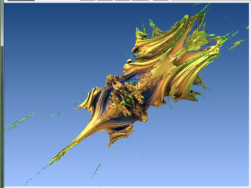 Mandelbulb/Mandelbrot/fractals for beginners : Mandelbulb 3D