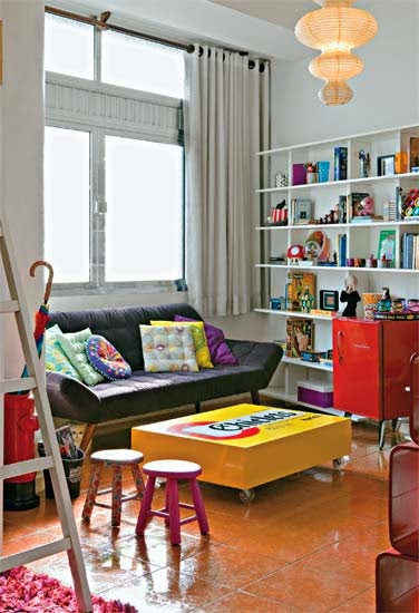 sala de estar original