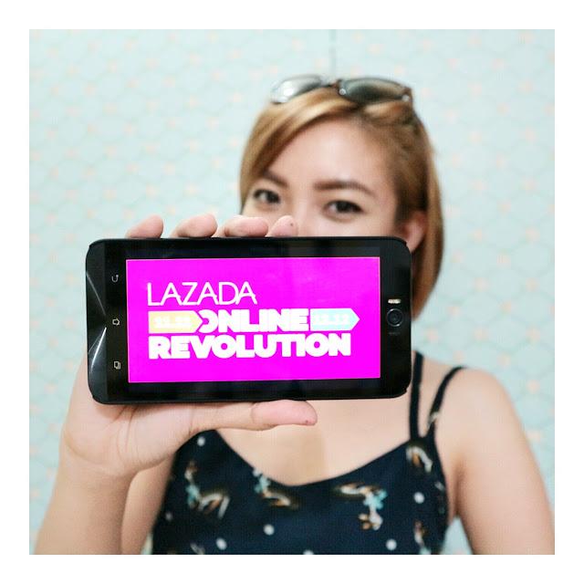 Lazada Online Revolution Philippines