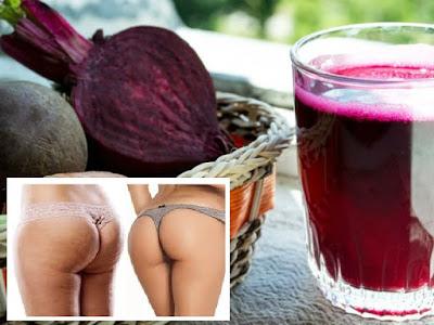 Jus naturel pour éliminer la cellulite en 7 jours