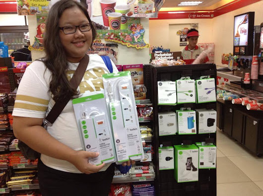Belkin Products Now at Selected 7-Eleven Stores in Cebu
