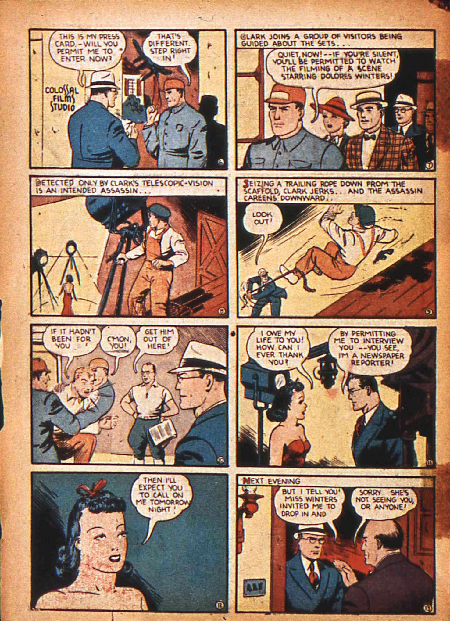 Action Comics (1938) 20 Page 4