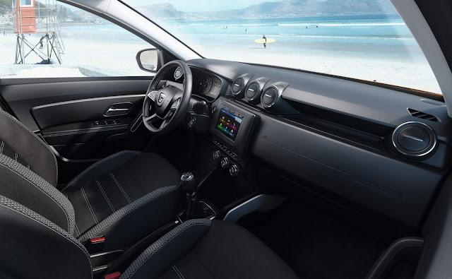 Novo Dacia/Renault Duster 2018