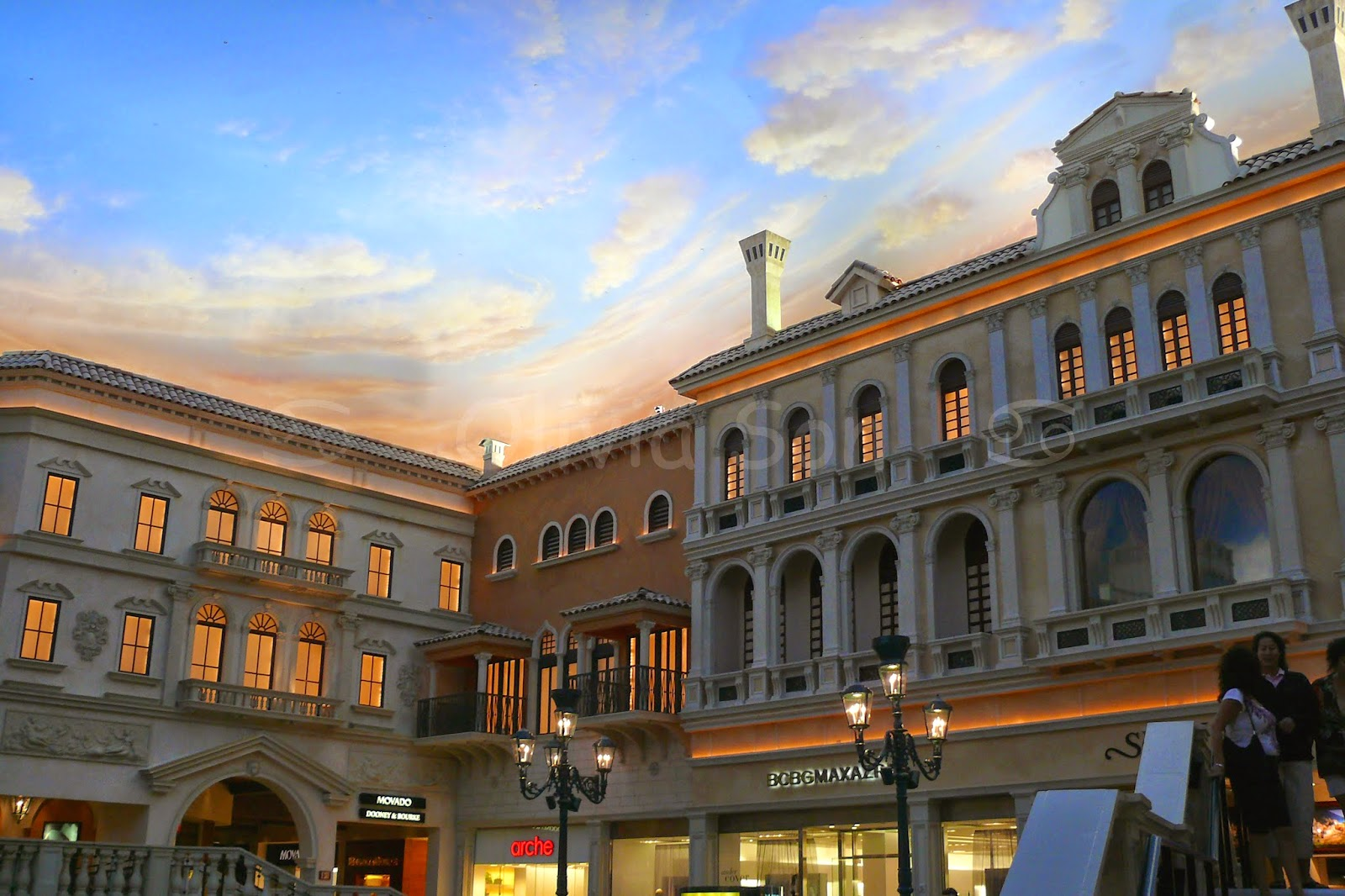 The Venetian, las vegas, nevada, usa