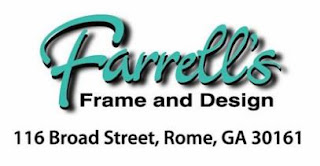 farrell's frame and design in rome georgia
