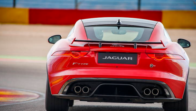 2017 Jaguar F-Type Review, Performance, Redesign, Release Date