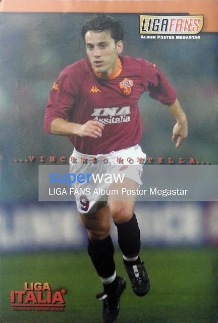 Vincenzo Montella AS Roma