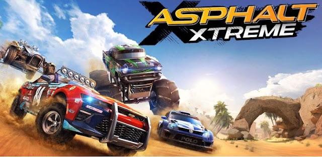 Asphalt Xtreme v1.0.8a Premium Mod APK + Data Android