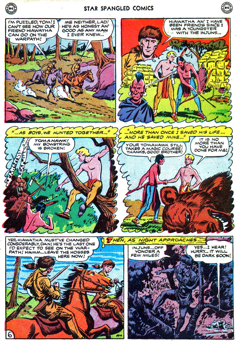 Star Spangled Comics (1941) issue 95 - Page 45