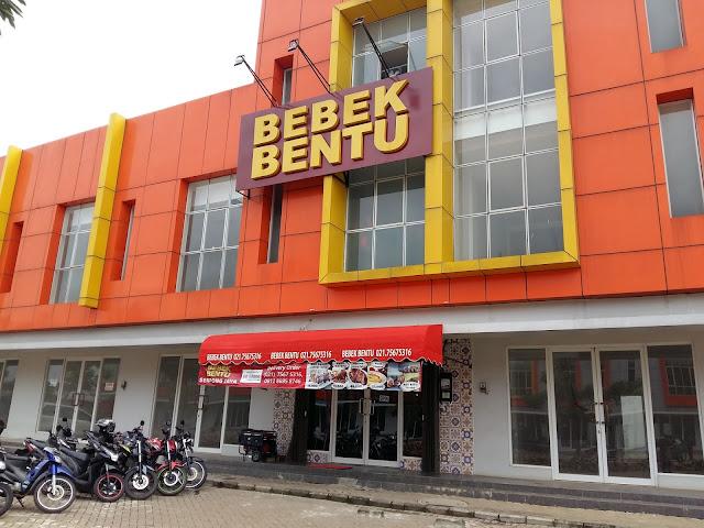 Bebek Bentu Serpong Jaya Tangerang
