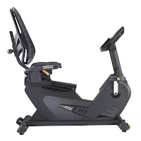 Lifecore Fitness 1060RB Recumbent Exercise Bike, features reviewed and compared with 860RB