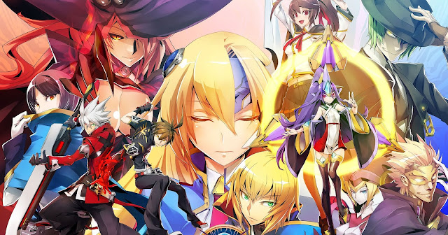 BlazBlue: Central Fictionuntuk platform Switch.