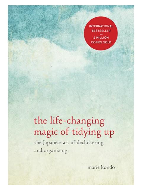 Książka Magia Sprzątania, Marie Kondo