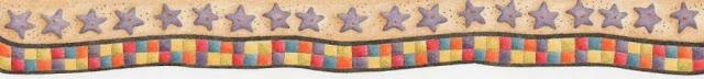 Estrellas: Bordes y Esquinas para Scrapbook.