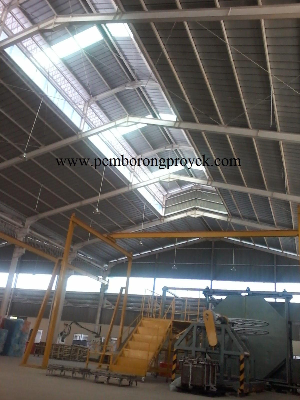 baja ringan pdf jasa kontraktor konstruksi pabrik gudang rumah murah ...