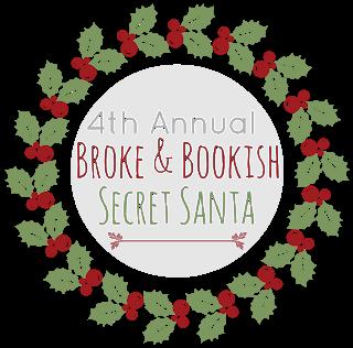 4th annual Broke & Bookish Secret Santa!