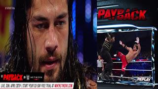 Roman Reigns vs. AJ Styles by www.videoszilla.com