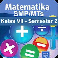 SMP 7 Matematika Semester 2 - Free Apk Download