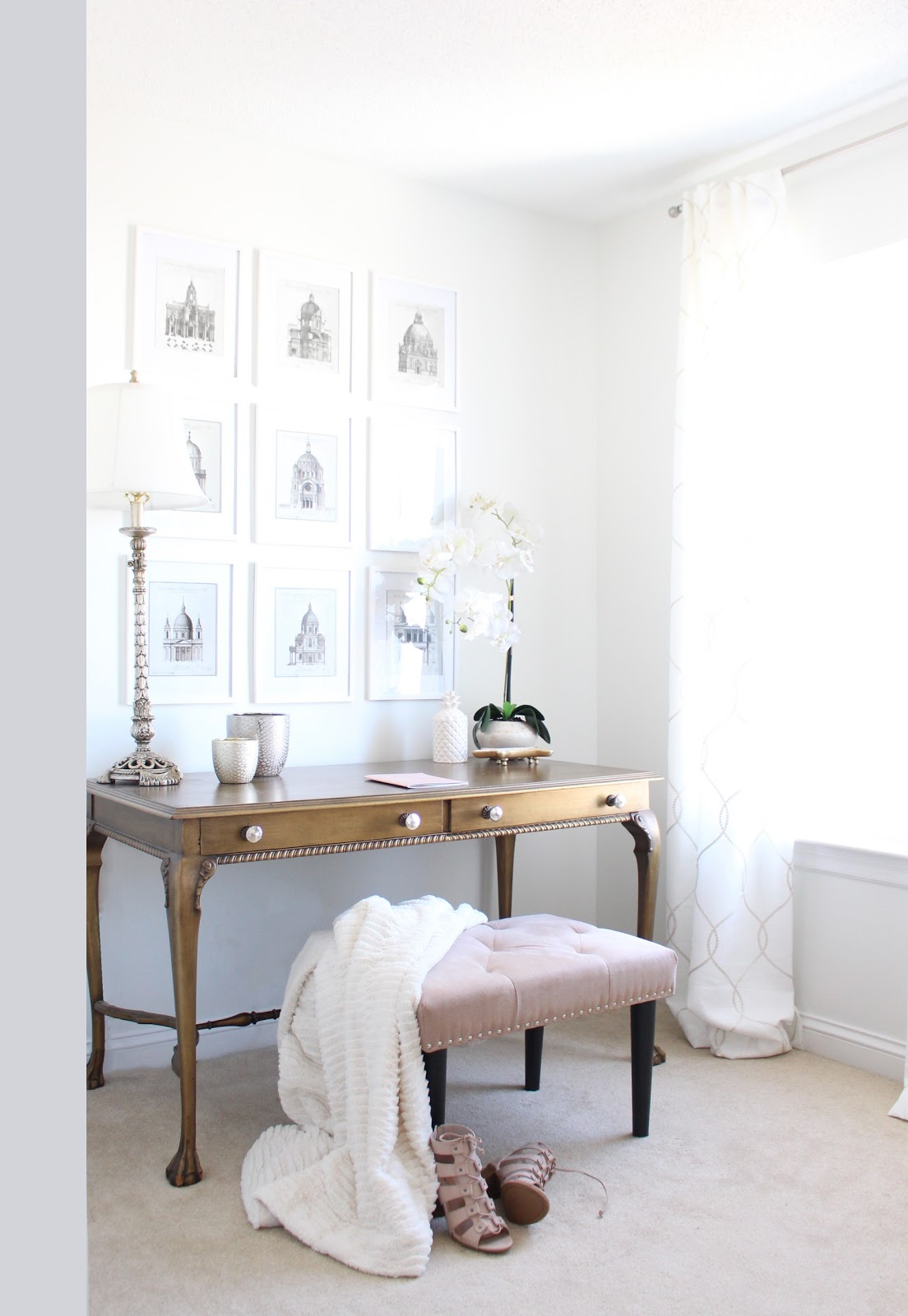 Décor Inspiration: A Romantic Bedroom Ideas | Cool Chic Style Fashion
