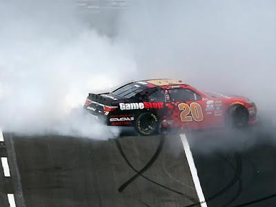 Erik Jones Added To His Scrapbook of Memories At Texas Motor Speedway #NASCAR