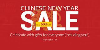 Ali Express CNY Sale
