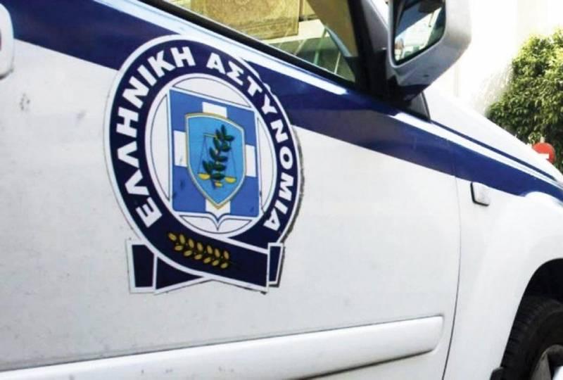 Συνελήφθη 31χρονος με παραποιημένο αριθμό πλαισίου και κινητήρα οχήματος
