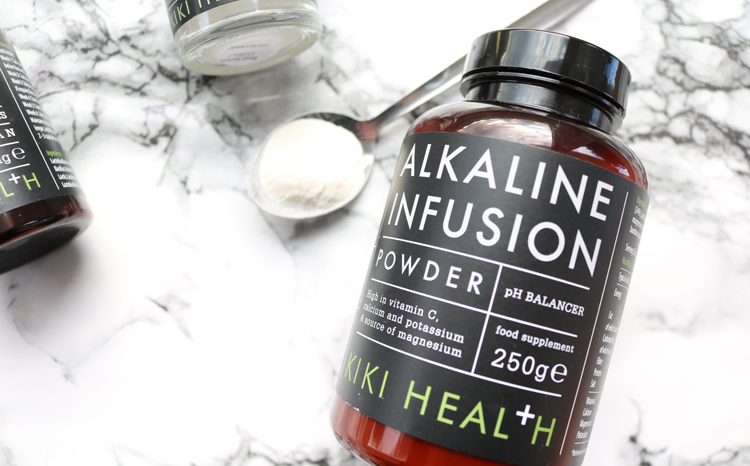 KIKI Health Alkaline Infusion Powder
