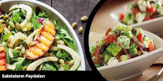Salataların Faydaları