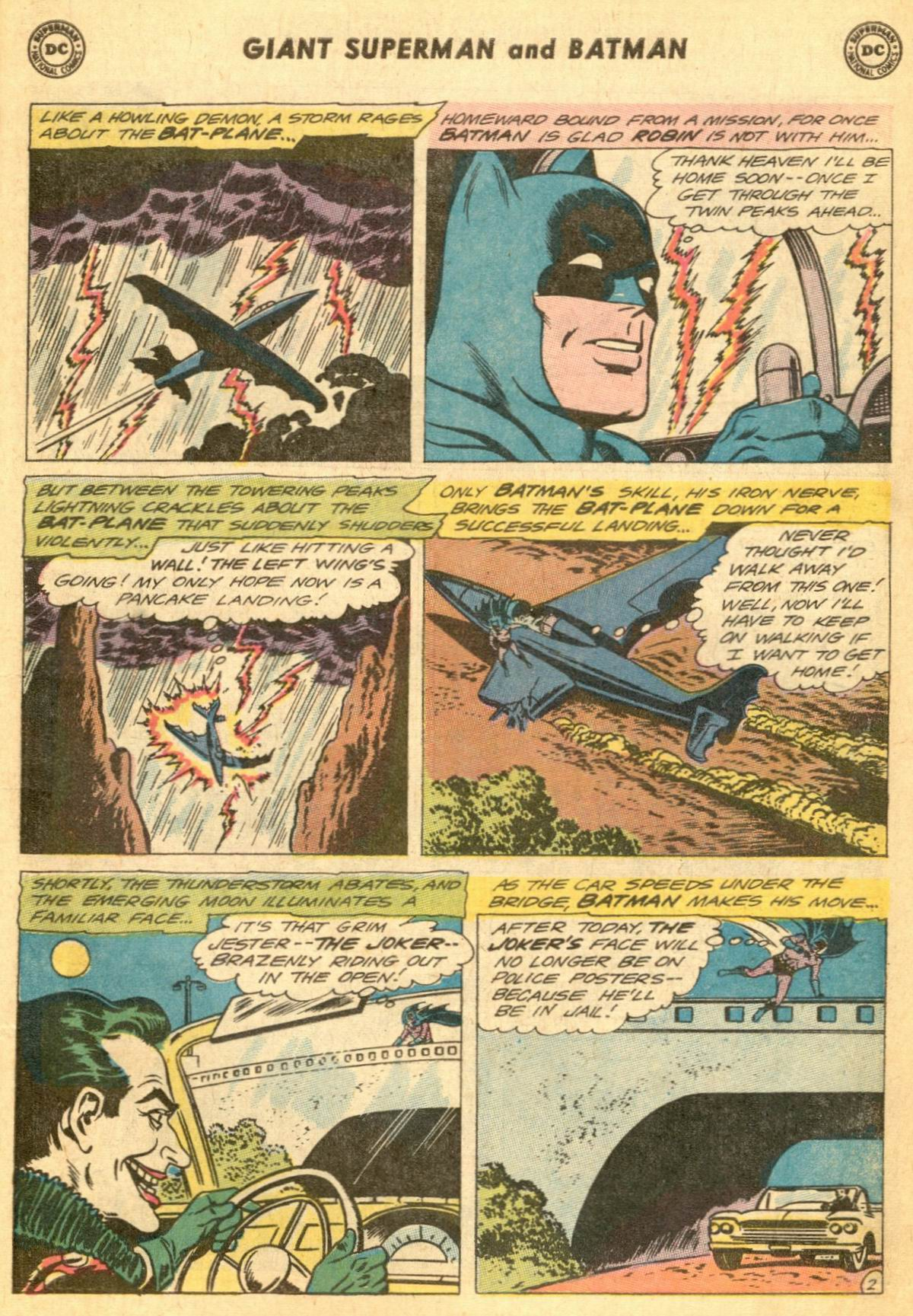 Read online World's Finest Comics comic -  Issue #188 - 53