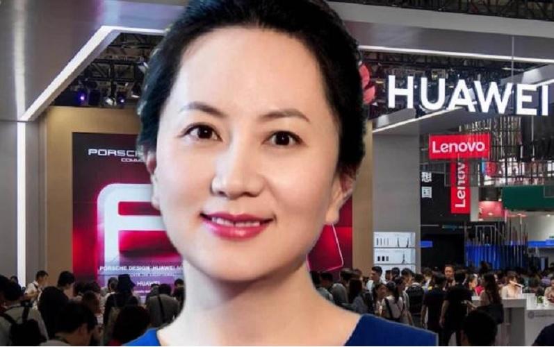 china, Estados Unidos y Canadá bajo tensión política poster box cover