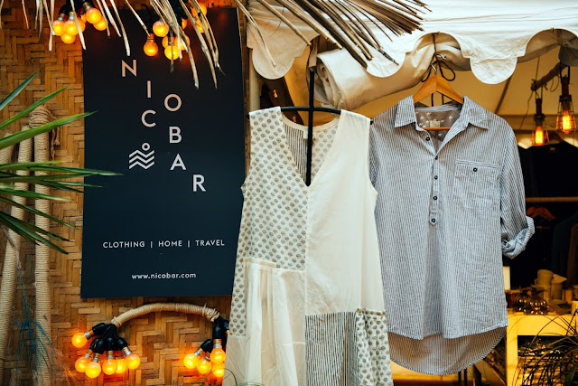 Nicobar Pop-Up store at See Sharp Fest
